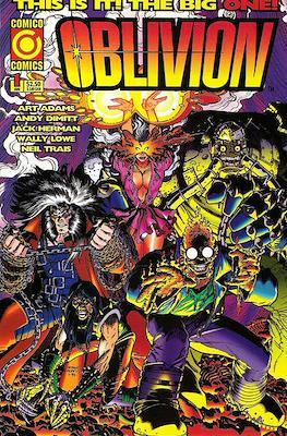 Oblivion (Comic Book) #1