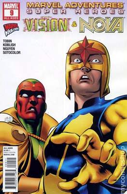 Marvel Adventures Super Heroes Vol. 2 (2010-2012) #9