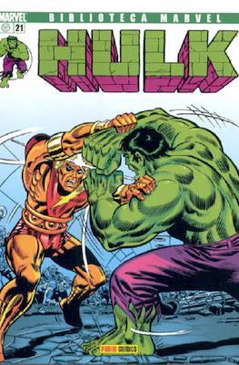 Biblioteca Marvel: Hulk (2004-2006) (Rústica 160 pp) #21