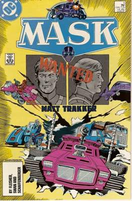 Mask Vol. 2 (Comic Book) #5