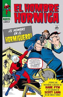 El Hombre Hormiga. Marvel Gold (Omnigold)