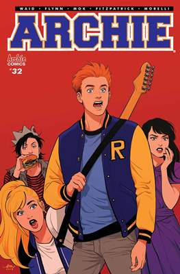 Archie (2015-) (Comic Book) #32