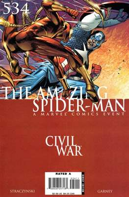 The Amazing Spider-Man Vol. 2 (1999-2014) (Comic-Book) #534