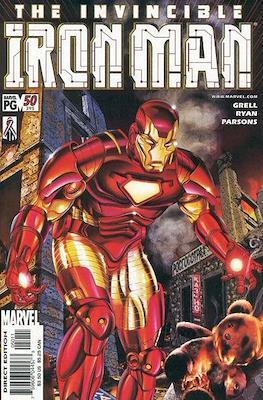 Iron Man Vol. 3 (1998-2004) #50 (395)