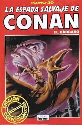 La Espada Salvaje de Conan el Bárbaro. Edición coleccionistas (Rojo) #20