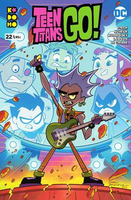 Teen Titans Go! (Grapa) #22