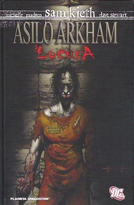 Asilo Arkham. Locura