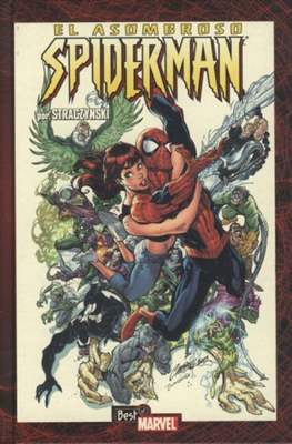 El Asombroso Spiderman por Straczynski. Best of Marvel #4