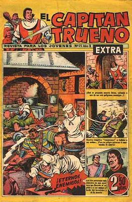 El Capitán Trueno Extra (Grapa, 40 páginas (1960-1968)) #25