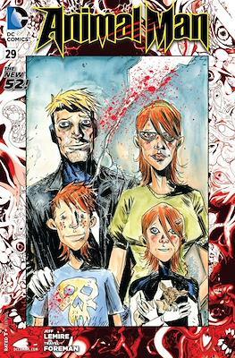 Animal Man Vol. 2 (2011-2014) (Comic Book) #29