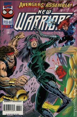 The New Warriors (Comic-Book) #72