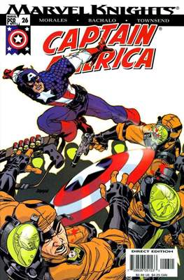 Captain America Vol. 4 (Comic Book) #26