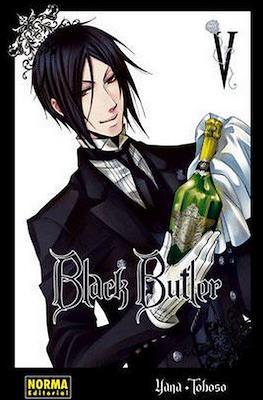 Black Butler (Rústica con sobrecubierta) #5
