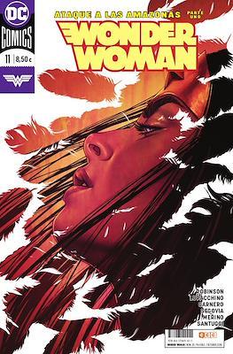 Wonder Woman. Nuevo Universo DC / Renacimiento (Rústica 96-136 pp) #25/11