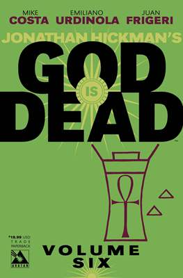 God is Dead (Softcover) #6