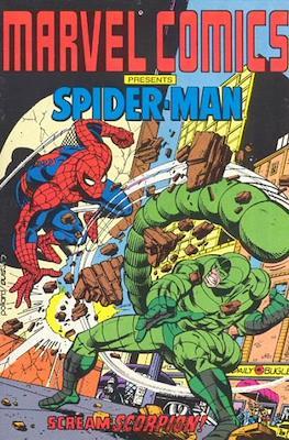 Marvel Comics Presents Spider-Man (Comic Book 20 pp) #1