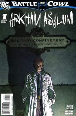 Battle for the Cowl: Arkham Asylum (2009)
