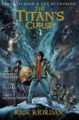 Percy Jackson & the Olympians (Softcover 128 pp) #3