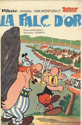 Astèrix (Cartoné, 48 págs. (1976-1978)) #8
