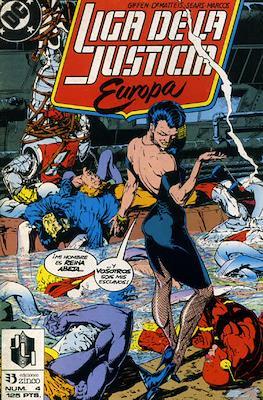 Liga de la Justicia Europa #4