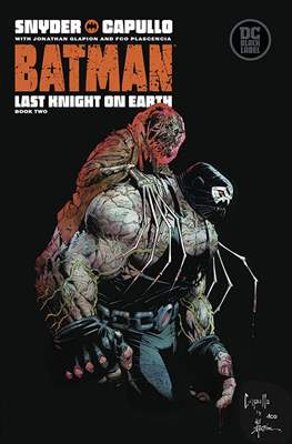 Batman: Last Knight On Earth (Comic Book) #2