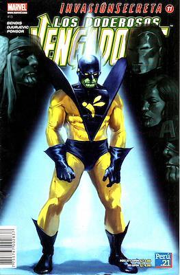 Los Poderosos Vengadores: Invasión Secreta (Grapas) #4