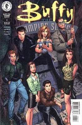 Buffy the Vampire Slayer (1998-2003) #6