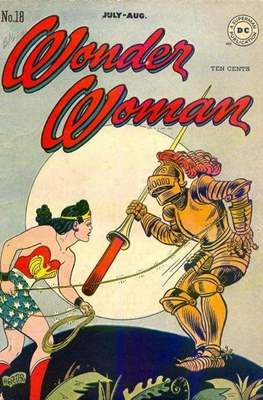 Wonder Woman Vol. 1 (1942-1986; 2020-) #18