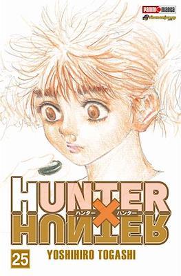 Hunter X Hunter (Rústica) #25