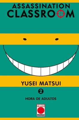 Assassination Classroom (Rústica con sobrecubierta) #2