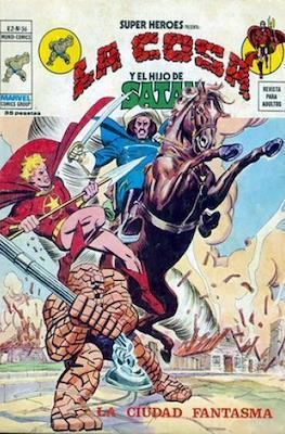 Super Héroes Vol. 2 #56