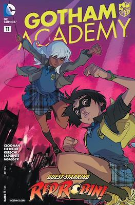 Gotham Academy (2014-2016) (Comic-Book) #11