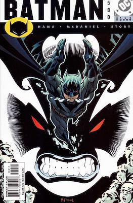 Batman Vol. 1 (1940-2011) (Comic Book) #580
