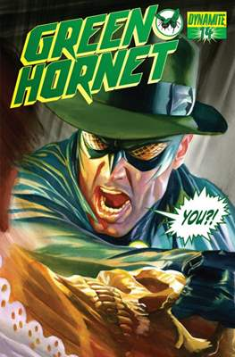 Green Hornet / Green Hornet Legacy (2010-2013) (Comic Book) #14