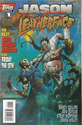 Jason vs. Leatherface #1