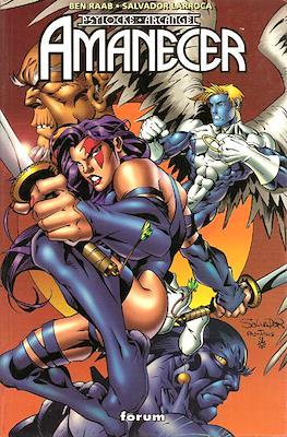 Psylocke & Arcángel: Amanecer (1998)