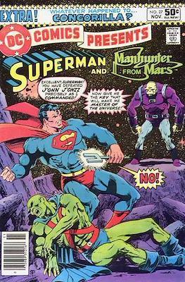 DC Comics Presents: Superman (Grapa) #27