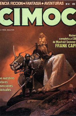 Cimoc (Grapa 60-132 pp) #12