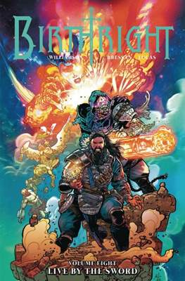 Birthright (Softcover) #8