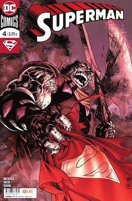 Superman. Nuevo Universo DC / Renacimiento (Grapa) #83/4