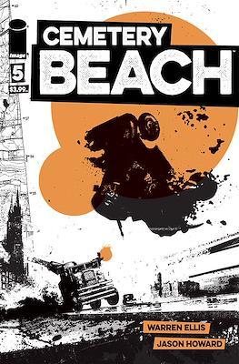 Cemetery Beach (Digital) #5