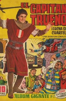 El Capitán Trueno. Album gigante (Grapa 32 pp) #2