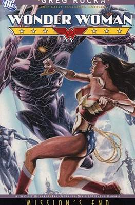 Wonder Woman (Greg Rucka) (Softcover) #5