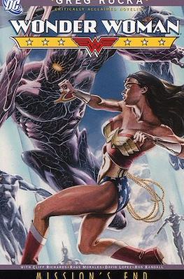 Wonder Woman (Greg Rucka) #5