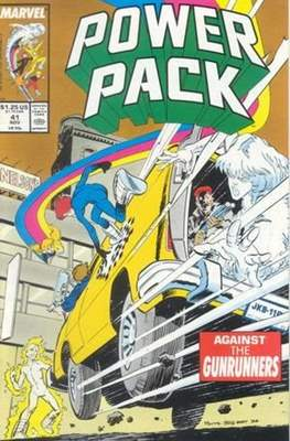 Power Pack (1984-1991; 2017) (Grapa) #41