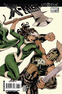 X-Men / New X-Men / X-Men Legacy Vol. 2 (1991-2012) (Comic Book 32 pp) #227