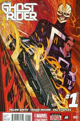 All New Ghost Rider (2014-2015)