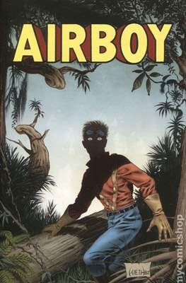 Airboy (2020 - Variant Cover) #51.1