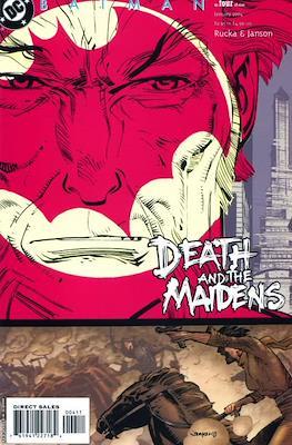 Batman: Death and the Maidens (Cómic grapa) #4