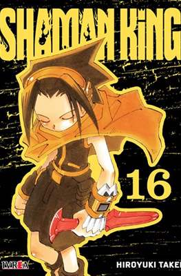 Shaman King (B6 con solapas) #16